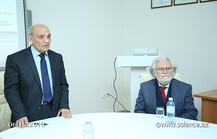 Научная сессия, посвященная 110-летней годовщине со дня рождения Микаила Мушвига