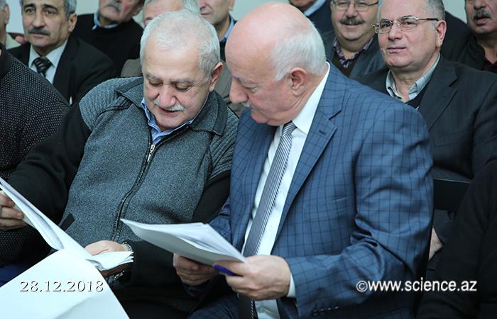 İkinci xüsusi şöbədə 2019-cu ildə görüləcək işlərə həsr olunan seminar-məşğələ keçirilib