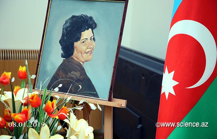 Görkəmli epiqraf alim Məşədixanım Nemətovanın 95 illik yubileyi qeyd olunub