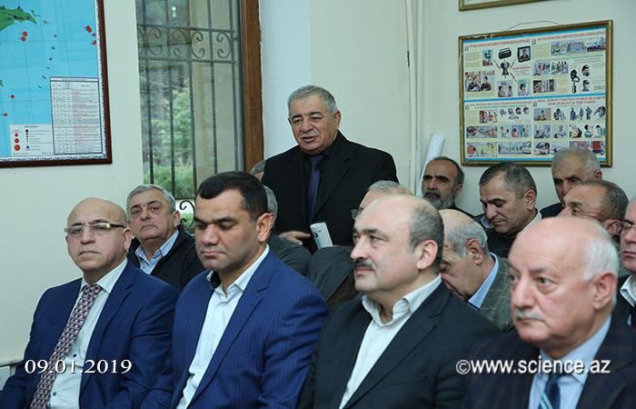 İkinci xüsusi şöbədə 20 Yanvar faciəsinə həsr olunan seminar-məşğələ keçirilib
