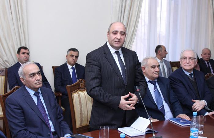 Состоялось мероприятие, посвященное 90-летию со дня рождения члена-корреспондента НАНА Афада Гурбанова