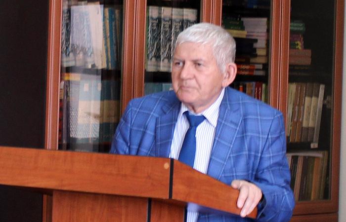 AMEA-nın elmi müəssisə və təşkilatlarında ümummilli lider Heydər Əliyevin 96 illik yubileyi qeyd olunub