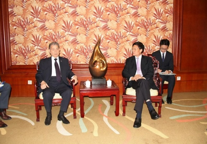 Cooperation between Azerbaijani and Chinese scholars contributes to the deepening of relations between the two countries