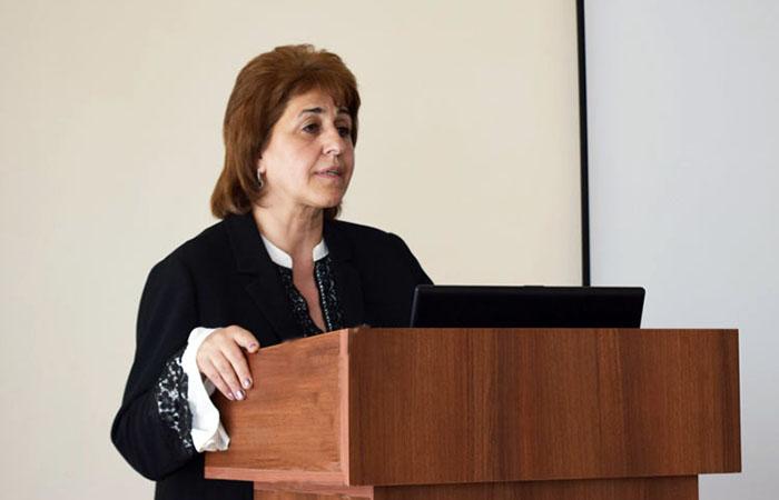 Botanika İnstitutunda ixtiraçı alim Mayis Qasımovun 80 illik yubileyi qeyd olunub
