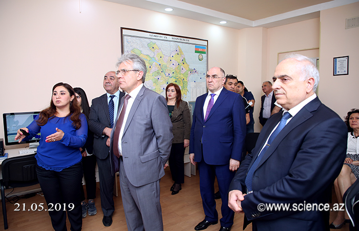 Seismological surveys conducted in Azerbaijan were welcomed by the President of the Russian Academy of Sciences