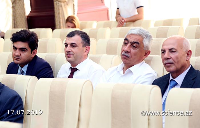 AMEA Rəyasət Heyətinin Azərbaycan Tibb Universitetində səyyar iclası keçirilib