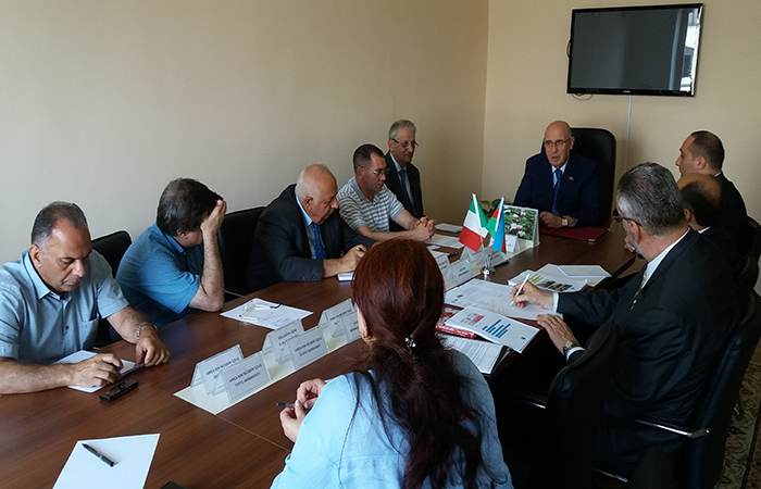 Scientists of Azerbaijan and Italy will collaborate in the medicine field