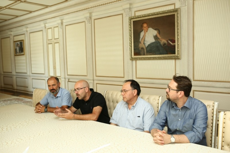 Ganja to built Archaeological Park