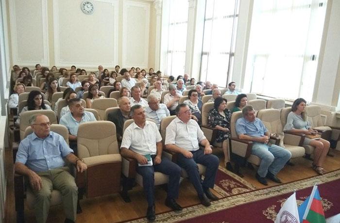 Bolqarıstan-Azərbaycan elmi əlaqələri müzakirə olunub