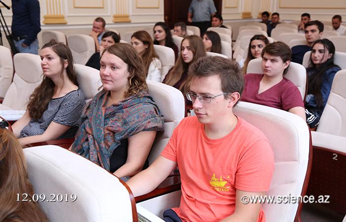 К работе приступил II международный семинар, посвящённый грязевым вулканам