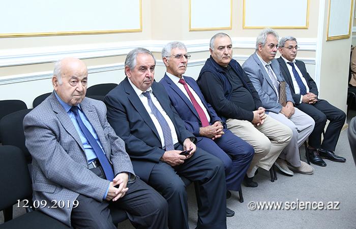 Состоялись выборы на должности директоров пяти институтов НАНА
