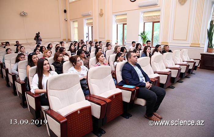 Молодые ученые проинформированы о III Республиканском конкурсе инноваций