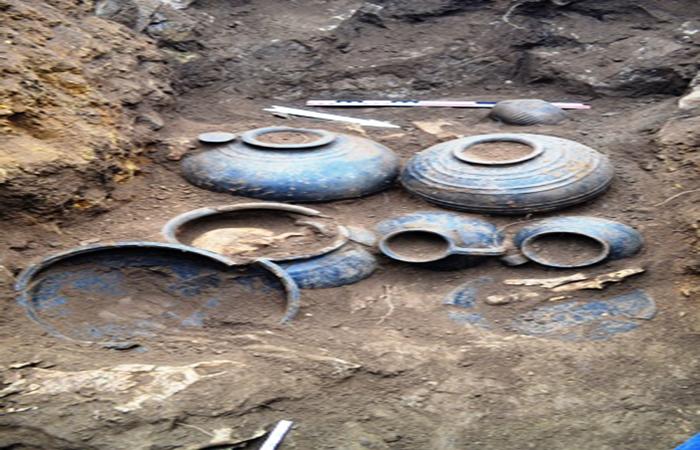 Курганы бронзово-раннего железного века были обнаружены в Ярдымлинском районе