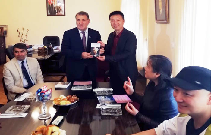 Institute of Literature expands scientific and cultural cooperation with China