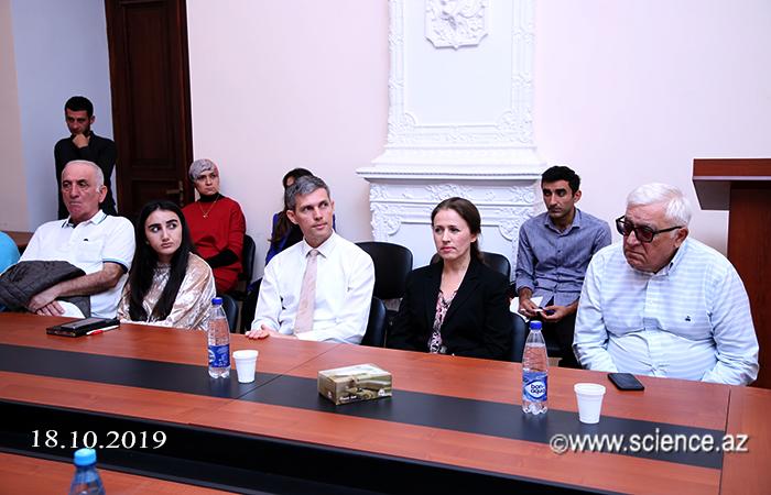 Neft və Qaz İnstitutunda beynəlxalq elmi seminar keçirilib