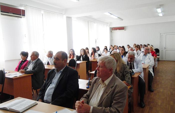 Zoologiya İnstitutunda beynəlxalq elmi-praktiki seminar keçirilib