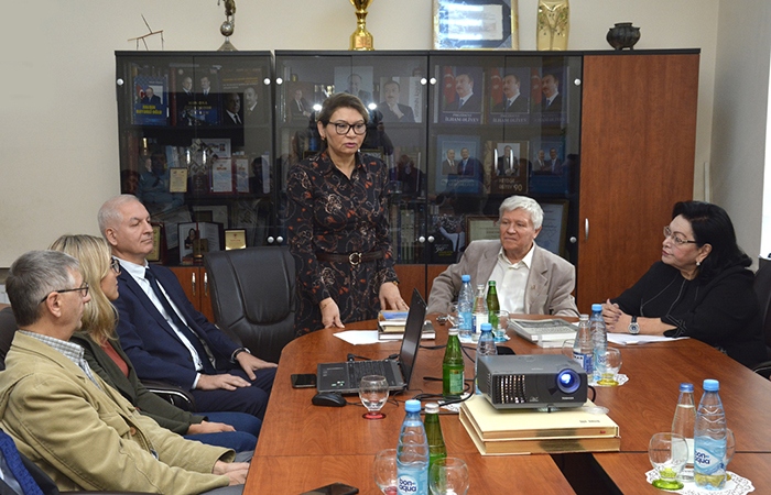 Azerbaijan and Russian scientists discussed prospects for cooperation in the field of archeology