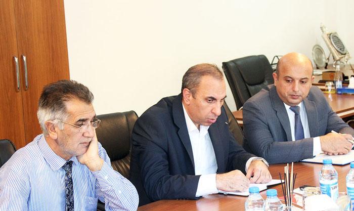 AMEA Yüksək Texnologiyalar Parkı ilə İranın Ənzəli-Astara Texnoparkı arasında əməkdaşlıq perspektivləri müzakirə olunub