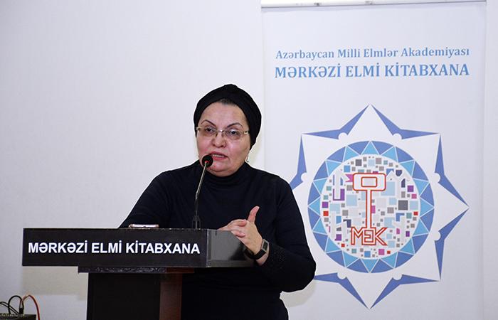 MEK-də Beynəlxalq Kitab Bağışlama Günü münasibətilə tədbir keçirilib