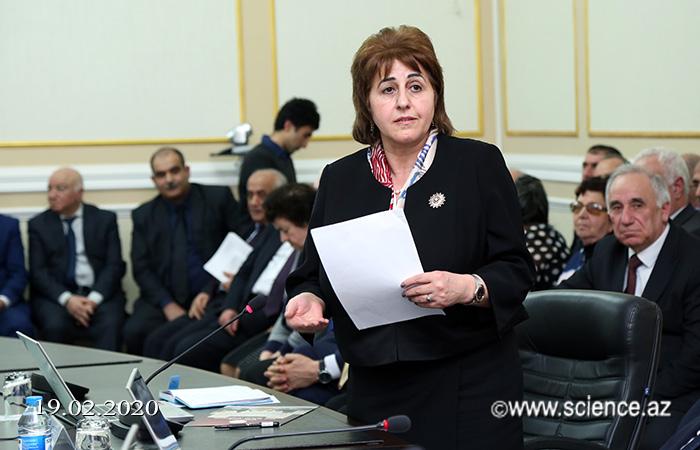 AMEA-da Ali Attestasiya Komissiyasının sədri Famil Mustafayevlə görüş keçirilib