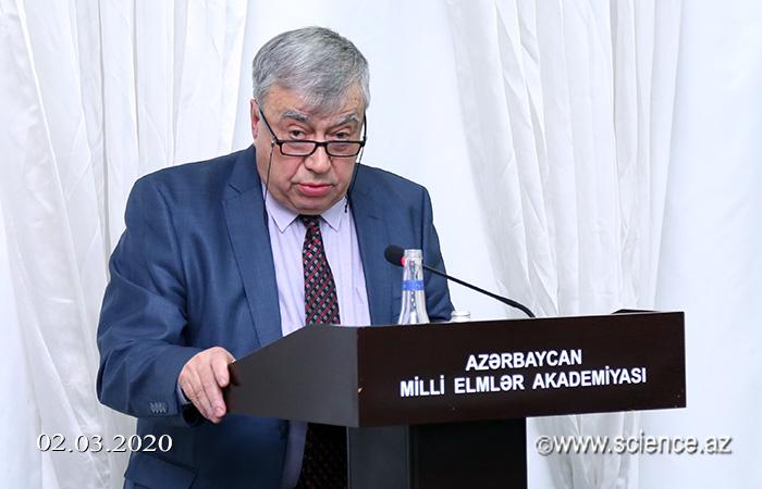 В НАНА обсуждены перспективы сотрудничества с евразийскими странами-членами Объединенного института ядерных исследований