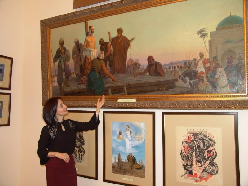 Nizami Muzeyində virtual açıq qapı günü keçirilib