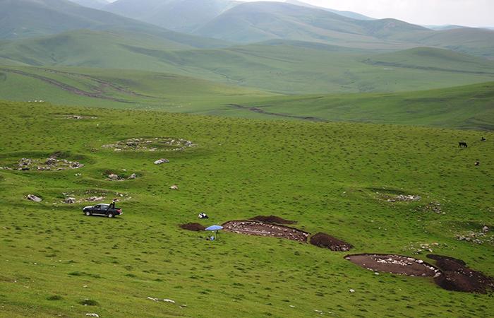 Daşkəsən rayonunda 3000 il tarixi olan dini ibadətgah tapılıb