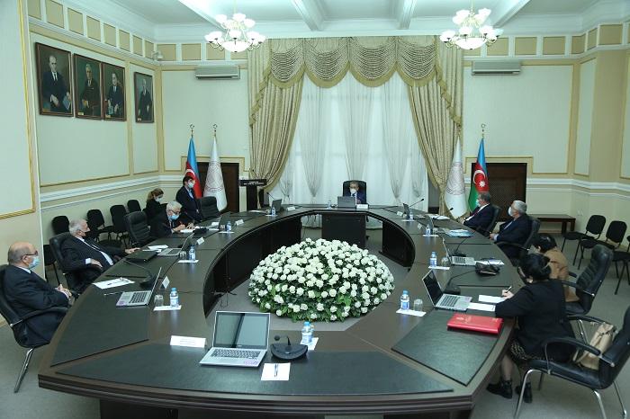 Академик Рамиз Мехтиев: «В академии должны быть предприняты серьезные шаги и расширены исследования, нацеленные на разоблачение «фактов», опирающихся на армянские фальсификации»